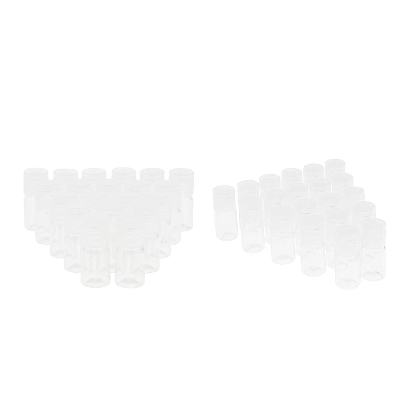 クリケット影響を受けやすいですジョージエリオットP Prettyia トラベルリキッドコンテナ 液体容器 化粧品ボトル 約40個セット