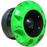 XPL XTW4621 XTW 4621 Driver a compresión Tweeter Verdes 150 Watt rms 300 Watt MAX por Empleo spl DJ Coche casa impedancia 4 Ohm 110 db 1 piezo