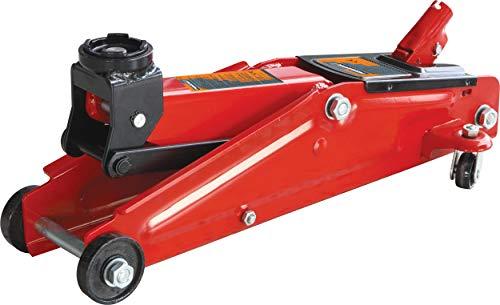 Primaster Rangierwagenheber 3 Tonnen 140-400 mm hydraulischer Wagenheber