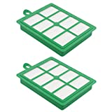 ApplianPar 2 Pack Hepa Filter Compatible with...