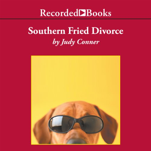 Southern Fried Divorce audiobook cover art