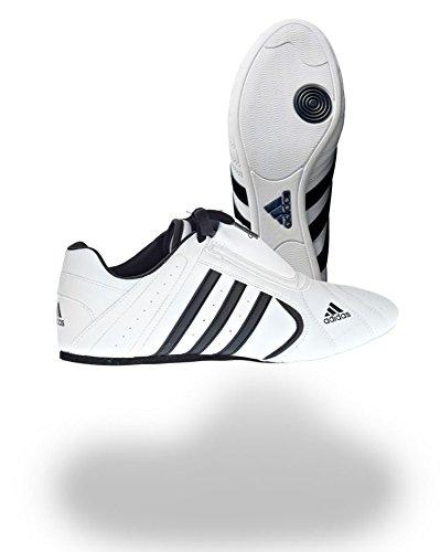 adidas Taekwondo Schuh SM III, Weiß 38...