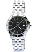 Raymond Weil Tango Black Dial Men's Watch