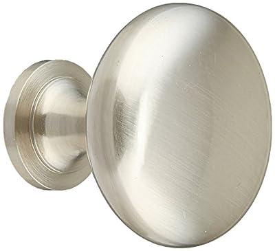 Amerock BP5300526 Allison Value 1-1/4 in (32 mm) Diameter Polished Chrome Cabinet Knob