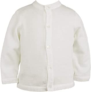 Petit Ami Boys' Ladder Edge Cardigan