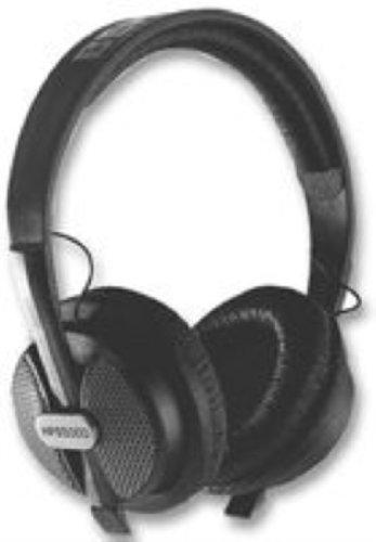 Behringer HPS5000 Studio Hoofdtelefoon Supraaural koptelefoon - koptelefoon (Supraaural, Bekabeld)