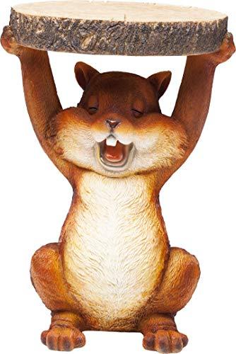 Kare Design bijzettafel Animal Eekhoorn klein Eén maat bruin