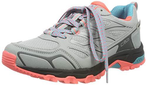 CMP Damskie buty do biegania w terenie Zaniah, szary - Szary Grey U739-36 EU