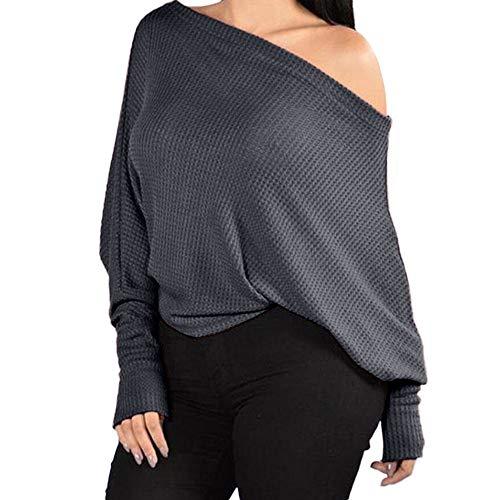 Buy Discount KYLEON Womens Sweaters Fleece Lapel Zip Up Faux Fur Shearling Fuzzy Fleece Teddy Bear C...