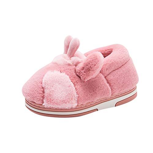 Lenfesh Winterschuhe Kinder Neugeborenen Schuhe Weiche Sohle Leder Babyschuhe Lauflernschuhe Krabbelschuhe Kleinkind Kinderschuhe Hausschuhe