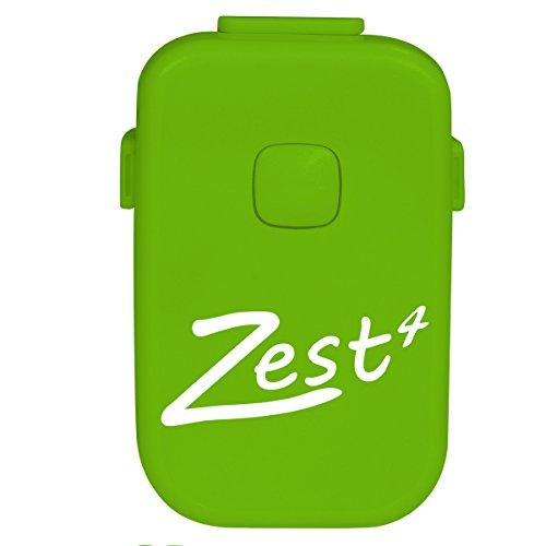 Zest Alarma de enuresis (enuresis) con 8 tonos y vibración fuerte para detener la enuresis en niños, niñas y durmientes profundos