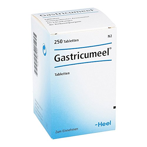 GASTRICUMEEL Tabletten 250 St