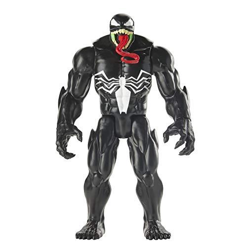 Figura Titan Hero Max Venom - E8684 - Hasbro