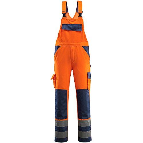 Mascot 07169-860-141 Latzhose Barras Größe 50 marine orange