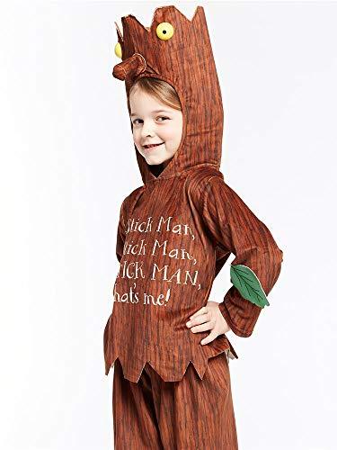 3-5 anni il Gruffalo Costume da VMC