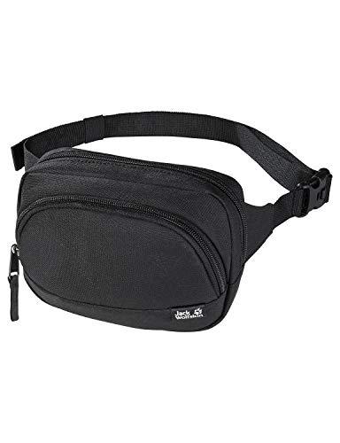 Jack Wolfskin UPGRADE S Praktische Hüfttasche, black, ONE SIZE