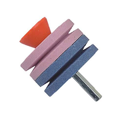 Funihut Multifunctionele messenslijper, veelzijdig inzetbaar, voor pneumatisch, grasmaaier, boormachine, handboormachine