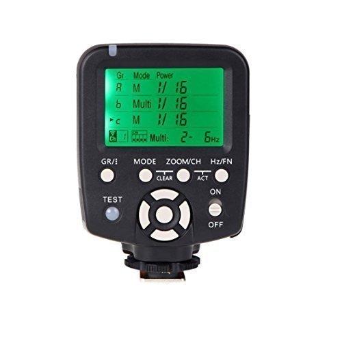 Yongnuo YN560-TX Wireless Flash Controller und Oberbefehlshaber für YN-560 III YN-560 TX YN560TX Speedlite Canon DSLR Kameras+WINGONEER® diffusor