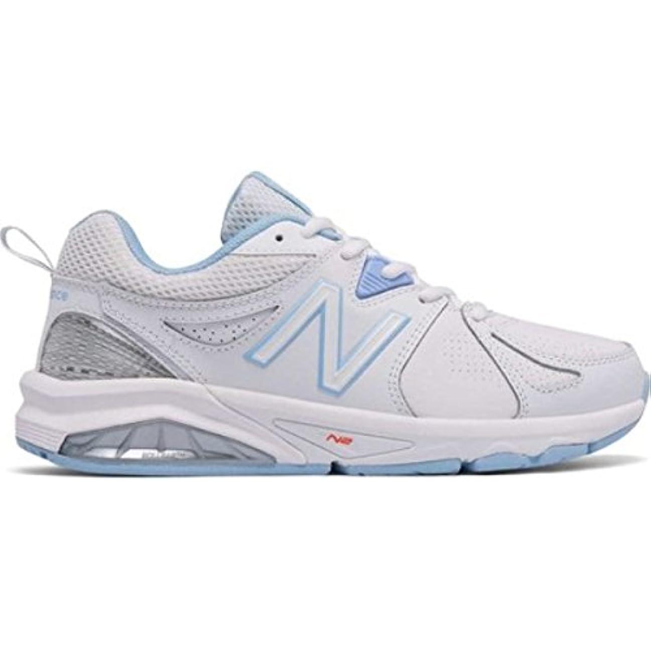 対角線かすかなナラーバー(ニューバランス) New Balance レディース シューズ?靴 スニーカー 857v2 Training Shoe [並行輸入品]