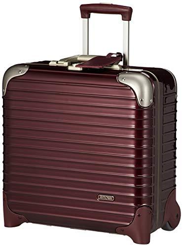 [リモワ] スーツケース LIMBO BUSINESS TROLLEY(2輪) 27L 2輪 2-3日 機内持ち込み可 42.5 cm 5kg Carmona Red [並行輸入品]