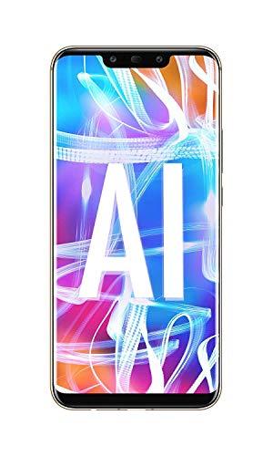 Huawei Mate 20 Lite, Smartphone, 64 GB, Singolo SIM, Oro Platino