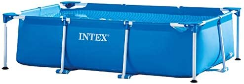 Intex 28271NP Small Frame - Piscina desmontable, 260 x 160 x 65 cm, 2.282 litros 1