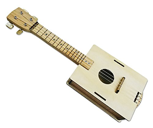 The'Gittylele' Ukulele Kit - Easy to Build, Fun to Play, Made in the USA!