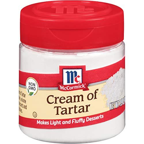 McCormick Cream of Tartar, 1.5 oz