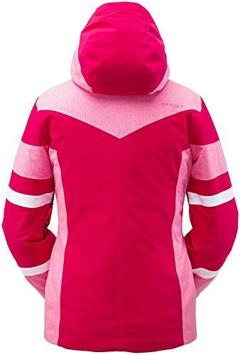 Spyder 193028 - Veste de ski - Femme - Rose (Berry) - Taille:4 / FR:36