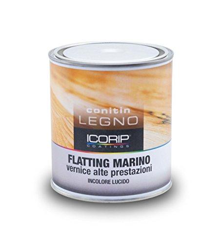 COLORIFICIO I.CO.RI.P. FLATTING CONITIN MARINE LUC. INCOLORE ML. 375 6 PZ