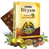 Zandu Nityam Tablet 12 Tablets Pack of 10