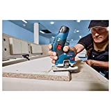 Bosch Professional 12V System Akku Kantenfräse GKF 12V-8 (Fräskopf-Schaft: 8 mm, ohne Akkus und Ladegerät, im Karton) - 5