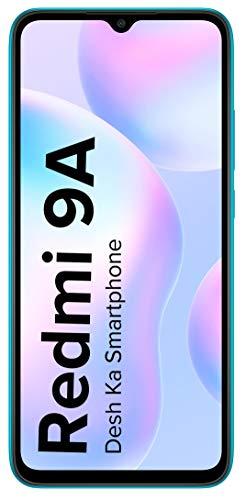 Redmi 9A (Nature Green, 2GB RAM, 32GB Storage) | 2GHz Octa-core Helio...