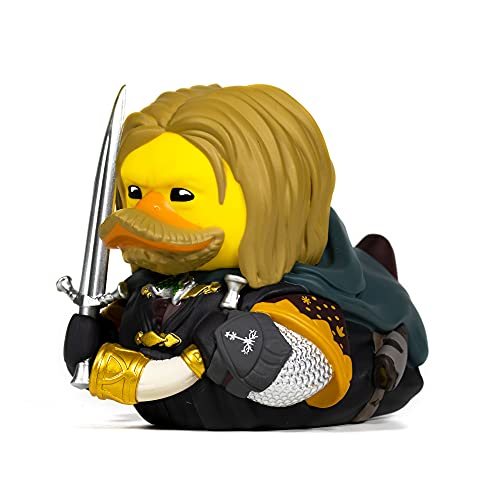 TUBBZ Lord of the Rings Boromir Duck Figurine – Official Lord of the Rings Merchandise – Unique Limited Edition Collectors Vinyl Gift