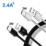 Micro Usb Charger Cable For Samsung Galaxy A10 A6 A6+ A7 J6