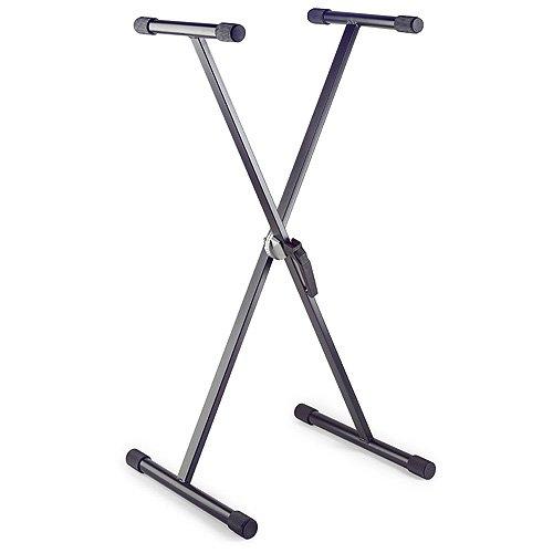 Stagg 25020162 KXS-10 X Style Keyboard Stand schwarz