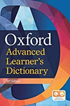 Oxford Advanced Learner's Dictionary Paperback (with 1 year's access to both Premium Online and App)