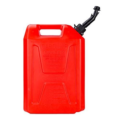 Depósito De Combustible litros De 20L Repuestos Latas De Plástico Contenedor De Gasolina Diésel Bidón Cerradura Automática Tubo De Aceite Tubo Motor Aceite De Motor Lata De Gasolina XBQYT