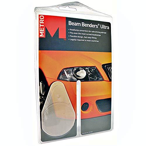 Metro HG129-00 Beam Benders Scheinwerfer Abkleber, Ultra