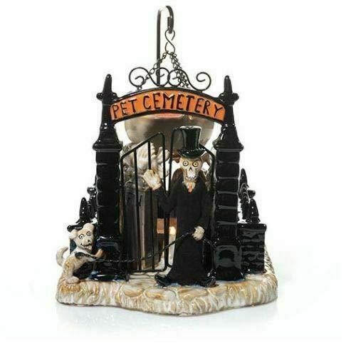 Pet Cemetary Halloween Wax Melts Warmer - Yankee Candle