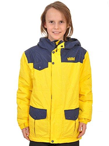 Kinder Snowboard Jacke Völkl Logo Jacket Boys