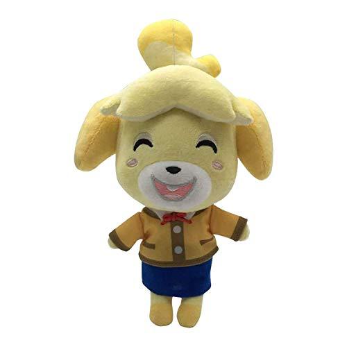 qichemaoy Animal Plush Figure Doll Stuffed Animal Toy Gift 8 inches,Children's Anime Imagination Plush Doll Birthday Party Boy Girl Gift Doll