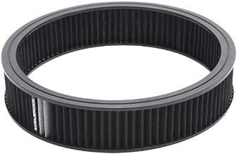 Edelbrock 43668 Air Cleaner Element, Black, One Size
