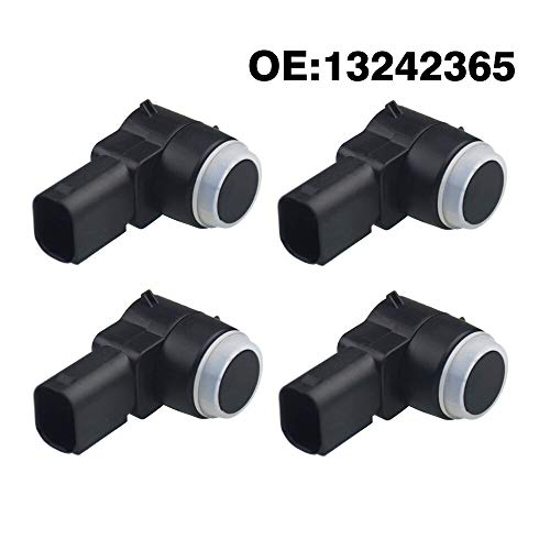 Best Buy! 4pcs/lot PDC Parking Sensor Reversing Radar 13242365 For Opel Astra J Insignia Cascada Mer...