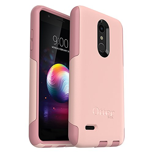 OtterBox Commuter Series Case for LG Premier Pro LTE/K30 - Retail Packaging - Ballet Way (Pink Salt/Blush)