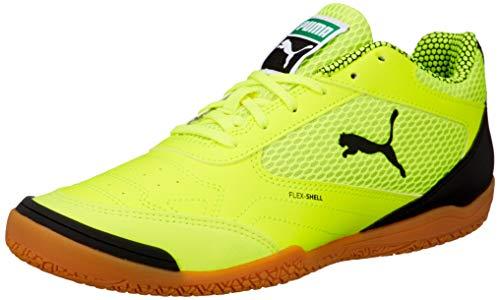 PUMA Unisex Pressing Sneaker, Gelb, 41 EU