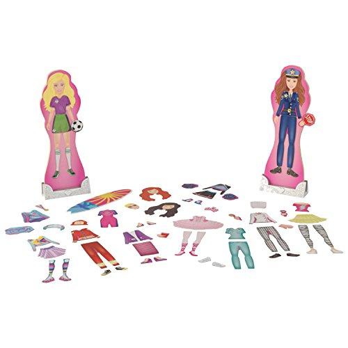 KidKraft Aktivitäten und Berufe magnetisch Puppe