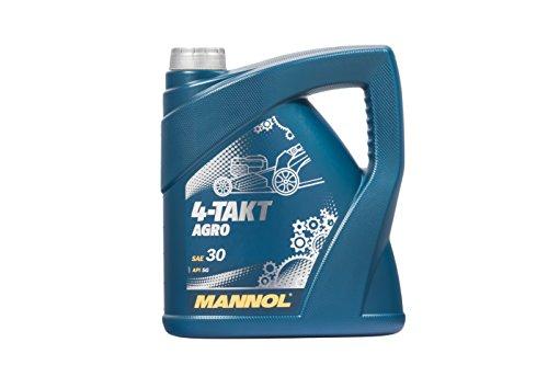 MANNOL 4-Takt Agro SAE 30 API SG, 4...