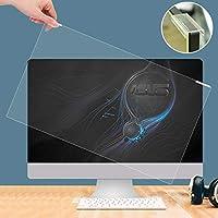 (2個)ブルーライトフィルター、アンチグレアフィルター膜、青い光から目を保護する、傷防止、紫外線カット、17.3・18.5・19.5・23.8・24・27インチのコンピューター画面用、アクリルプロテクターパネルをハンギング