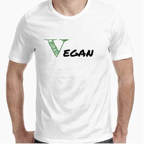 Camiseta - diseño Original - Camiseta Vegan - XL